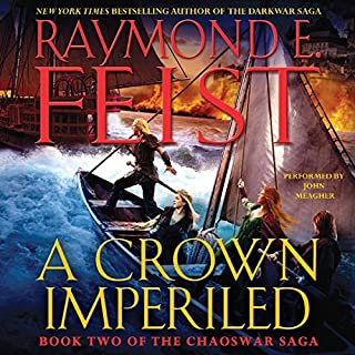 A Crown Imperiled cover art