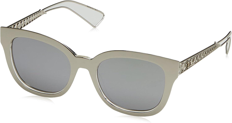 Dior TGU Silver Palladium Diorama1 Cats Eyes Sunglasses Lens Category 3 Lens