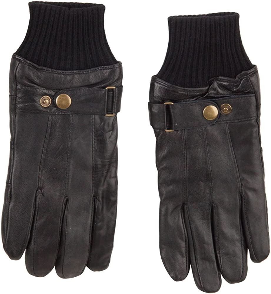 Max 67% Price reduction OFF Men's Texting Glove Leather