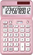 $76 » MTFZD Office Calculator, 12-Digit Solar Battery Office Calculator with Large LCD Display Big Sensitive Button, Dual Power ...