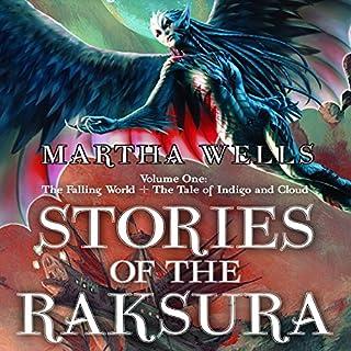 Stories of the Raksura, Book 1 cover art