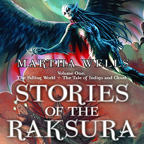 Stories of the Raksura, Book 1 cover art