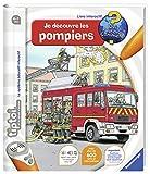 Ravensburger- tiptoi- Livre interactif- Jé découvre les pompiers- A partir de 4 ans- 00 694