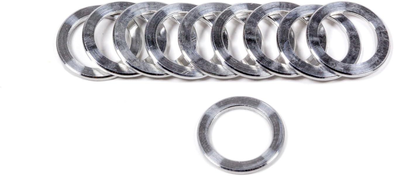 Fragola Mail order 999212 shop Aluminum Crush 10 Pack Washer 12Mm