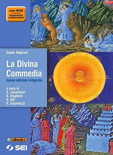La Divina Commedia. Con DVD