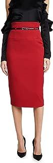 Women's High Waisted Pencil Skirt