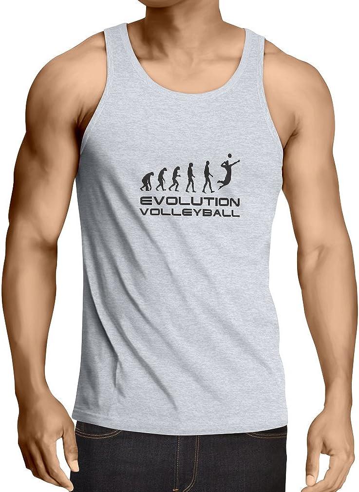lepni.me Camisetas de Tirantes para Hombre La Historia y la evolución del Juego