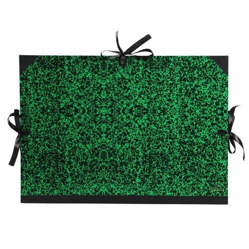Canson 200003125 - Carpeta, 52 x 72 cm, color verde