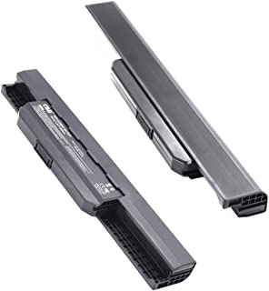 ASUS compatible 6-Cell 11.1V 5200mAh High Capacity Generic Replacement Laptop Battery for X43TK,X43U,X43EC,X43EE,X44,X44C,X44H,X44HR,X44HY,X44L,X44LY,X44E,X44EI,X53,X53B,X53BR,X53BY,X53TA,X53TK,X53T,X53U,X53Z,X54,X54C,X54H