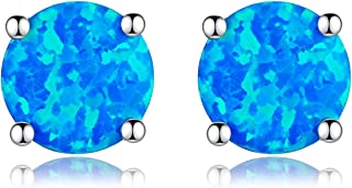 Best blue opal earring Reviews