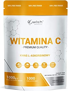 Wish Pharmaceutical Vitamina C 1000mg Paquete