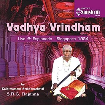 Vadhya Vrindham (Live)