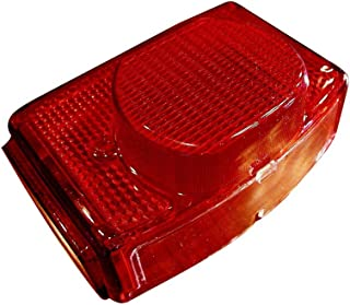 Emgo 54584930 Late Tail Light Lens for Norton Commando and Triumph