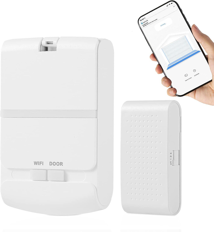 Newoke Wireless Garage Door New product type Opener Do Wi-Fi Smart Kansas City Mall Remote