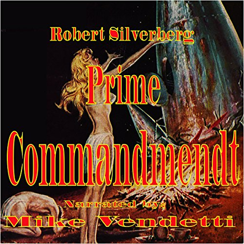 Prime Commandment audiobook cover art