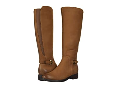 Blondo Evie Waterproof (Cognac Nubuck) Women