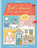 Doll's House Sticker and Colouring Book (Doll's House Sticker Book)