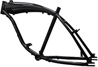 BBR Tuning 26 Inch Motorized Bicycle Frame w/3.75L Gas Tank- Black