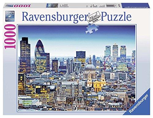 Ravensburger Italy- Grattacieli di Londra Puzzle, 1000 Pezzi, 19153