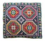The Fei Collection Kit de tapiz de punto de aguja Kilim de pájaro del Cáucaso