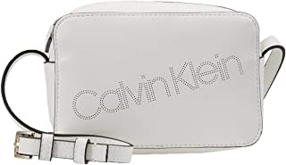 Calvin Klein Must PSP Camerabag P Bag, White, 18 cm, K60K60618 cm, 5