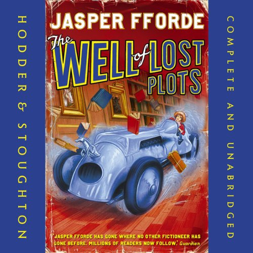 The Well of Lost Plots cover art