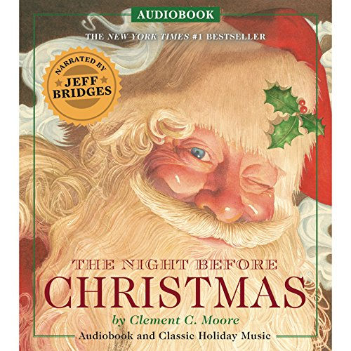 The Night Before Christmas Audiobook audiobook cover art