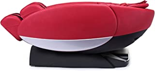 Human Touch Novo XT 3D Massage Chair Zero-Gravity Recliner with Heat plus In-Home Delivery and Setup and 5 Year In-Home Warranty - Red