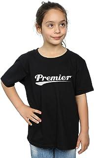 Premier Niñas Drum Logo Camiseta