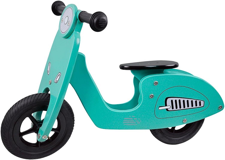 ventas calientes ColorBaby - Moto sin pedales de de de madera Scooter (85103)  las mejores marcas venden barato