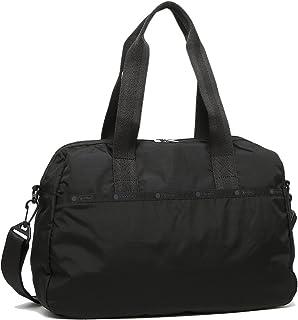 [レスポートサック] ボストンバッグ ショルダーバッグ LESPORTSAC 3356 5982 CLASSIC HARPER BAG レディース 無地 BLACK 黒 [並行輸入品]