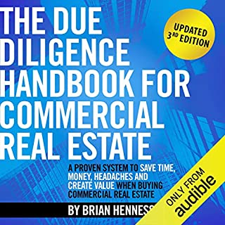 Commercial Real Estate Investing (Audiobook) by Mark Thomas