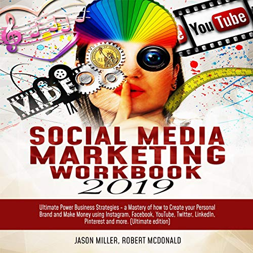 Social Media Marketing Workbook 2019 Titelbild