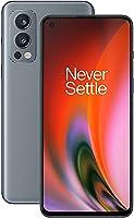 هاتف وان بلس نورد 2 الجيل الخامس 12 جيجا بايت 256 جيجا اصدار عالمي رمادي