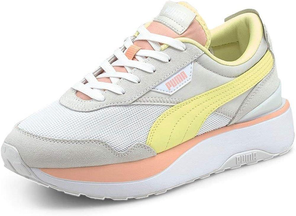 Puma cruise rider silk wn`s scarpe sneakers da donna in tessuto e pelle sintetica 37507201A