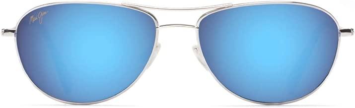 Maui Jim Sunglasses | Baby Beach 245 | Aviator Frame, with Patented PolarizedPlus2 Lens Technology