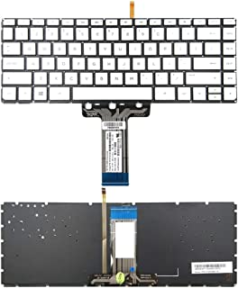 High Quality US Version Keyboard with Keyboard Backlight for HP Pavilion 13-U103NS 13-U113NL 13-U124CL 13-U138CA 13-U157CL...