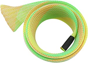 LIEIKIC Fishing Line Popular Casting Fishing Rod Braided Sleeve Glove Cover Protector Fishing rod cover