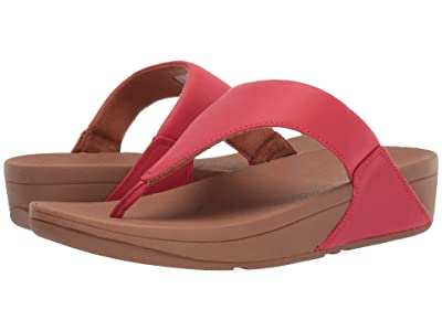 FitFlop Lulutm (Passion Red/Chipmunk) Women
