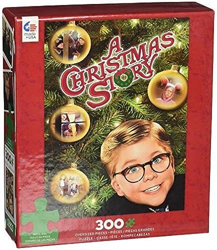 ahorra hasta un 30-50% de descuento Ceaco Warner Brojohers - A Christmas Story - OverTallad Holiday Holiday Holiday Puzzle (300 Piece) by Ceaco  disfrutando de sus compras
