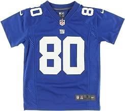Nike New York Giants Victor Cruz #80 Youth Game Jersey - Blue