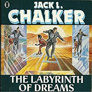 The Labyrinth of Dreams audiobook cover art