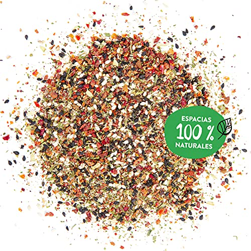 Just Spices Bowl Topping, 55 g | Especias para bowls de verduras