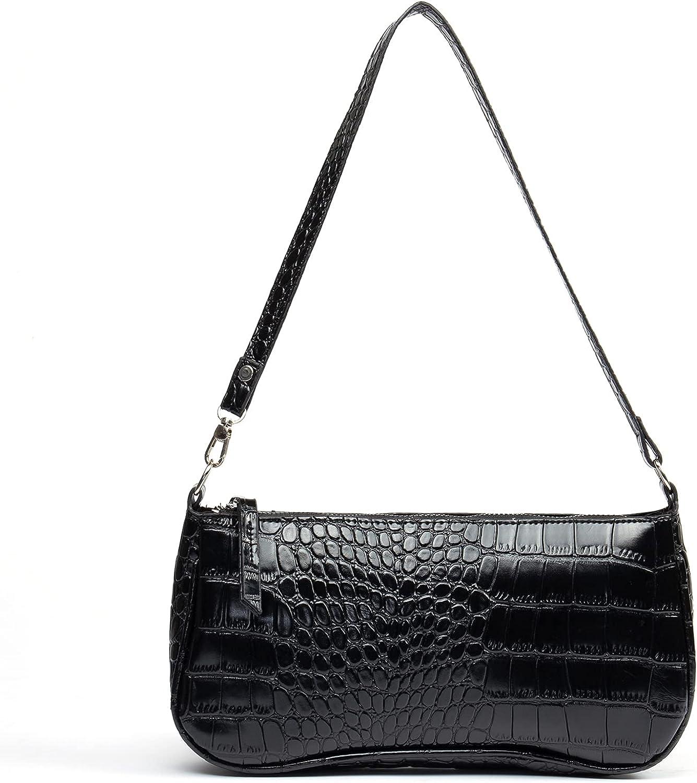 BABABA Popular Retro Elegant Mail order Shoulderbag Handbag suita Open Close Zipper