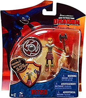 How To Train Your Dragon Movie 4 Inch Series 3 Action Figure Astrid