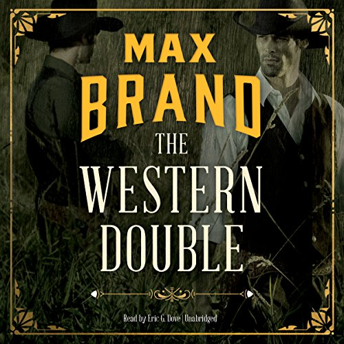 The Western Double audiobook cover art