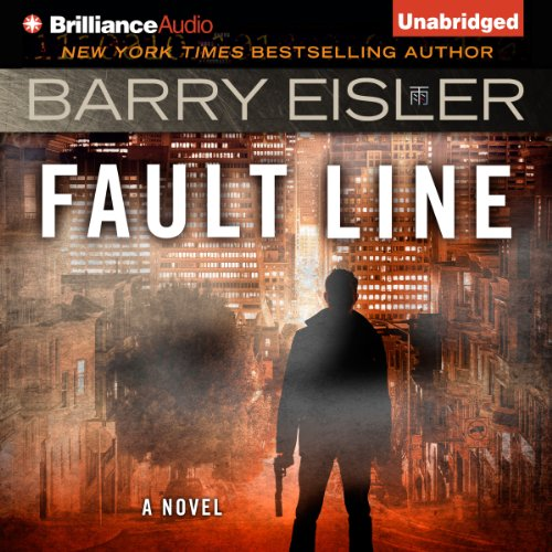 Fault Line audiobook cover art