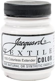 Jacquard Textile Colorless Extender 2.25oz-Clear