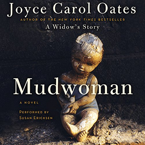 Mudwoman audiobook cover art