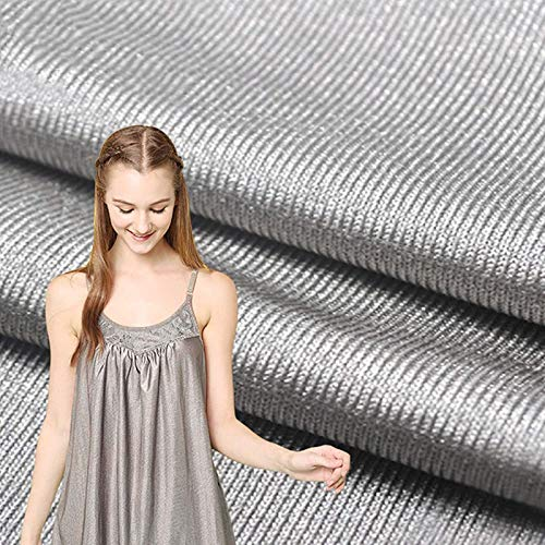 CXTU EMF Signal Shielding Material electromagnetic Protective Window Fabric Shield Fabric Anti-Radiation Blanket, Radiation Protection Suit, Pregnancy Protection, 150 x 200cm (Size : 150 x 200cm)